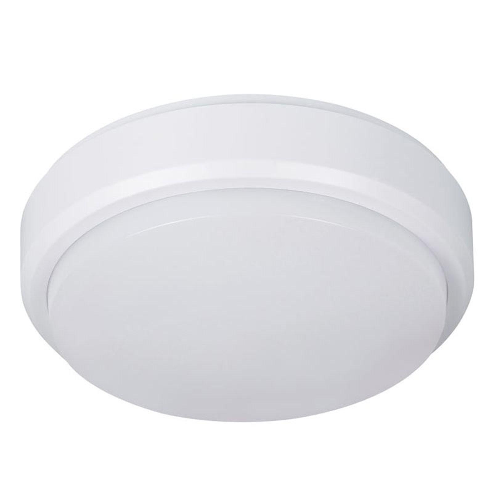 Rund LED-taklampe Bulkhead med IP54