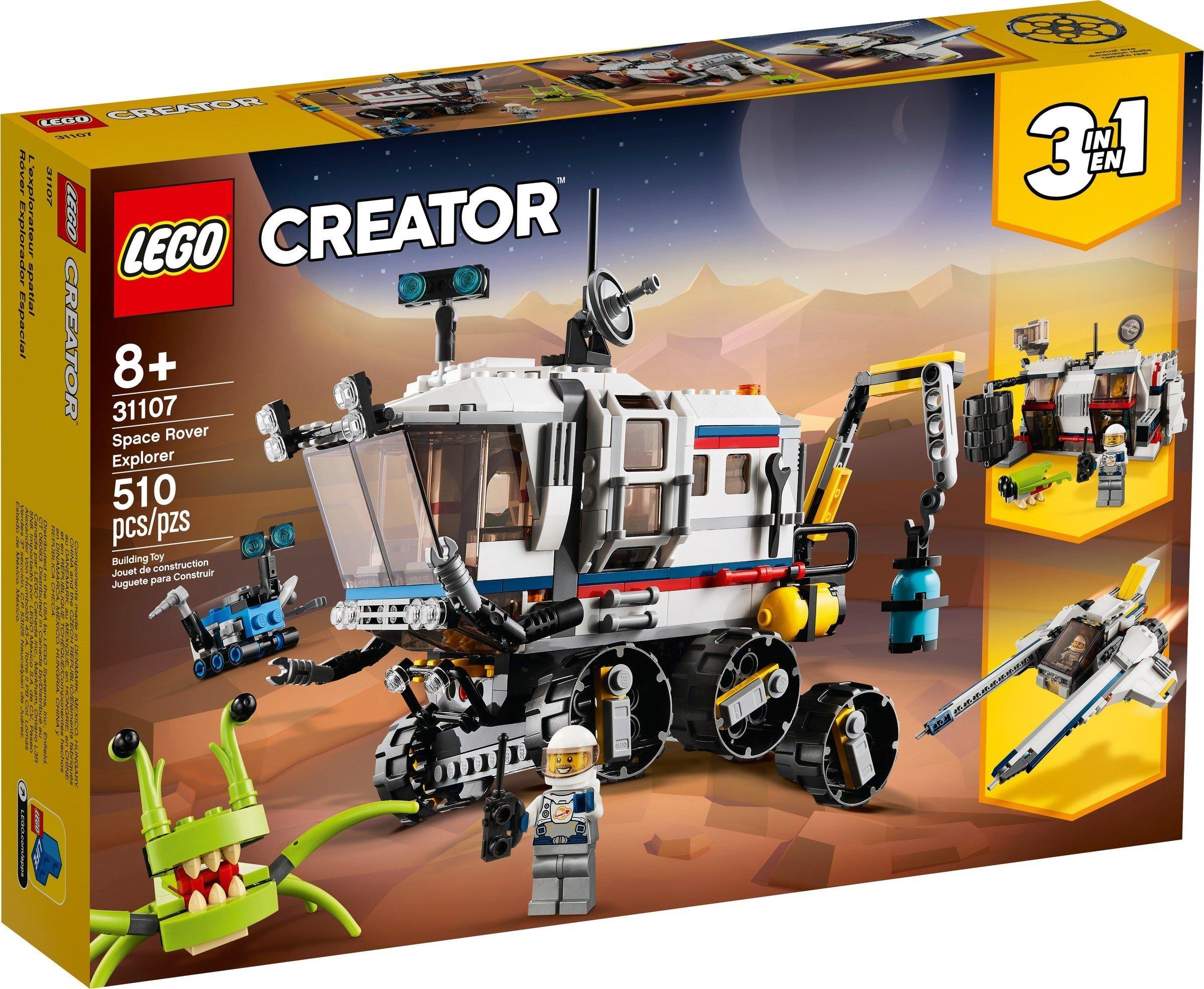 LEGO Creator - Space Rover Explorer (31107)