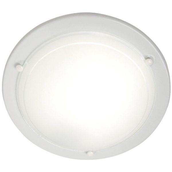 Nordlux 25416001 Plafondi E27, IP20, 60W valkoinen