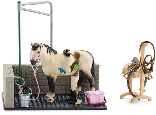 Schleich Vask Hesten