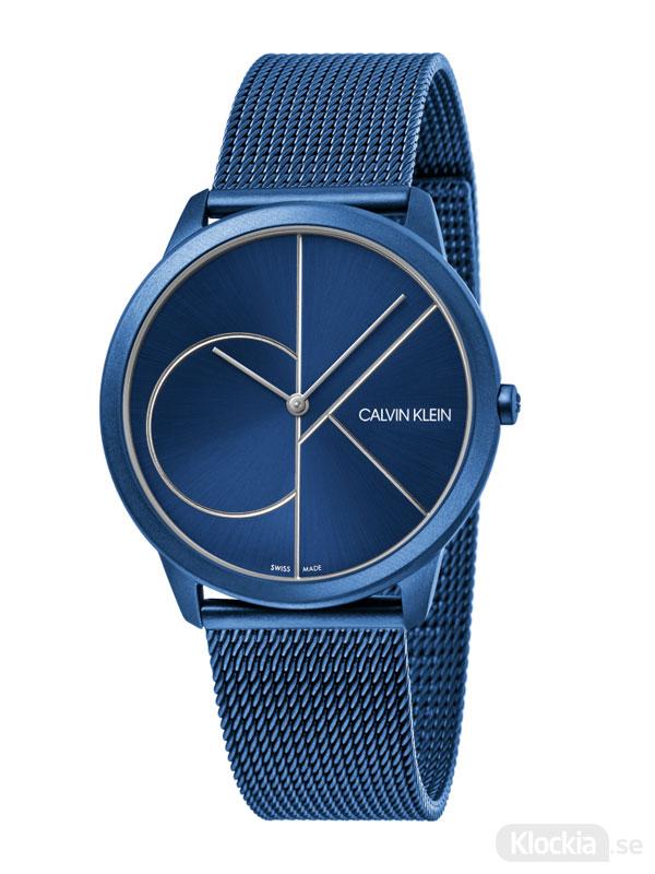 Herrklocka Calvin Klein Minimal Ext K3M51T5N