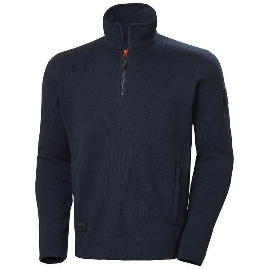 Helly Hansen Workwear Kensington Fleecetakki laivastonsininen XS