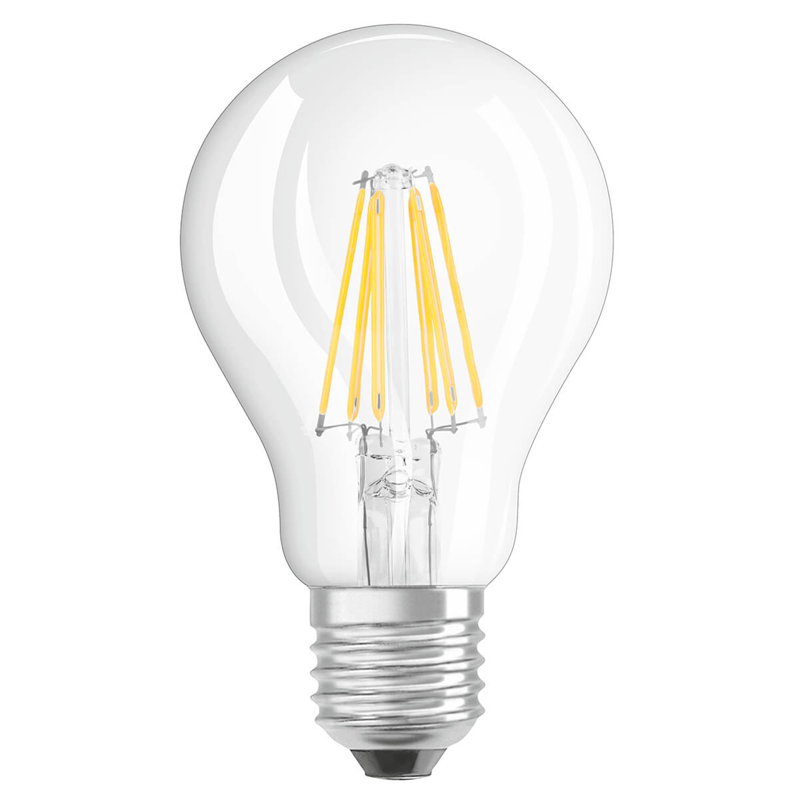 OSRAM-LED-lamppu E27 7W GLOWdim kirkas
