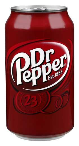 Dr Pepper SE 330ml