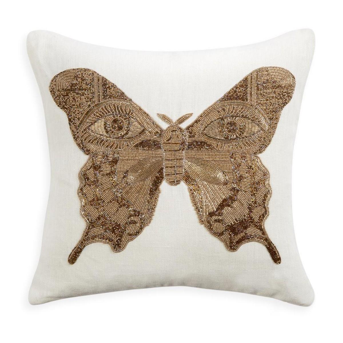 Jonathan Adler I Muse Butterfly Throw Pillow