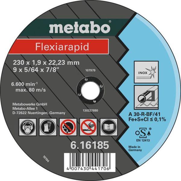 Metabo 616184000 Kappskive
