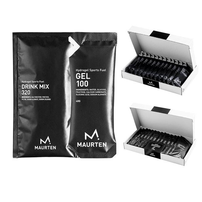Maurten Bundle 320, Energi paket