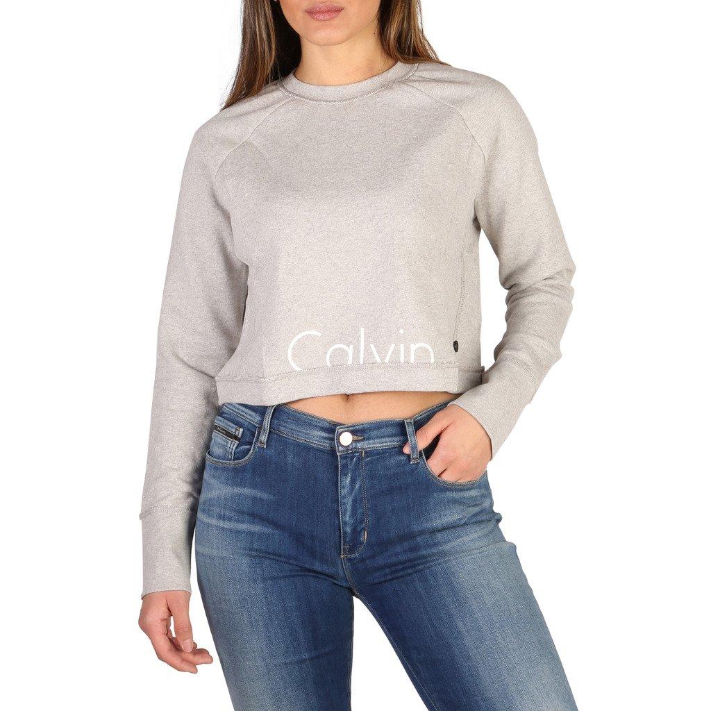 Calvin Klein Women's Sweatshirt Grey J20J201305 - grey XL