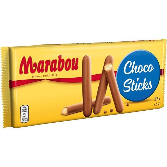 Marabou choco sticks 144g