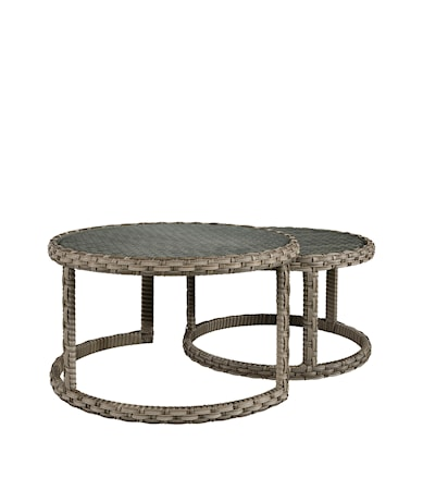 TOLEDO 2-set coffe table classic grey