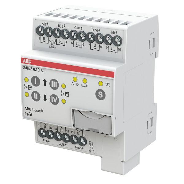 ABB 2CDG110247R0011 Combi-kytkinyksikkö 230V, 10 A Lähtöjen määrä: 8