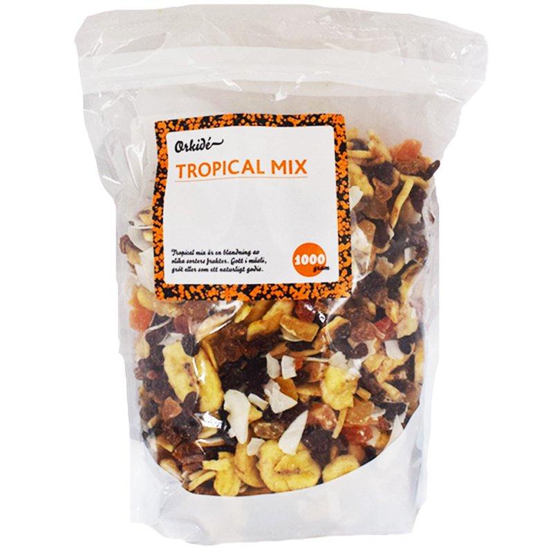 Fruktmix Tropical 1kg - 32% rabatt