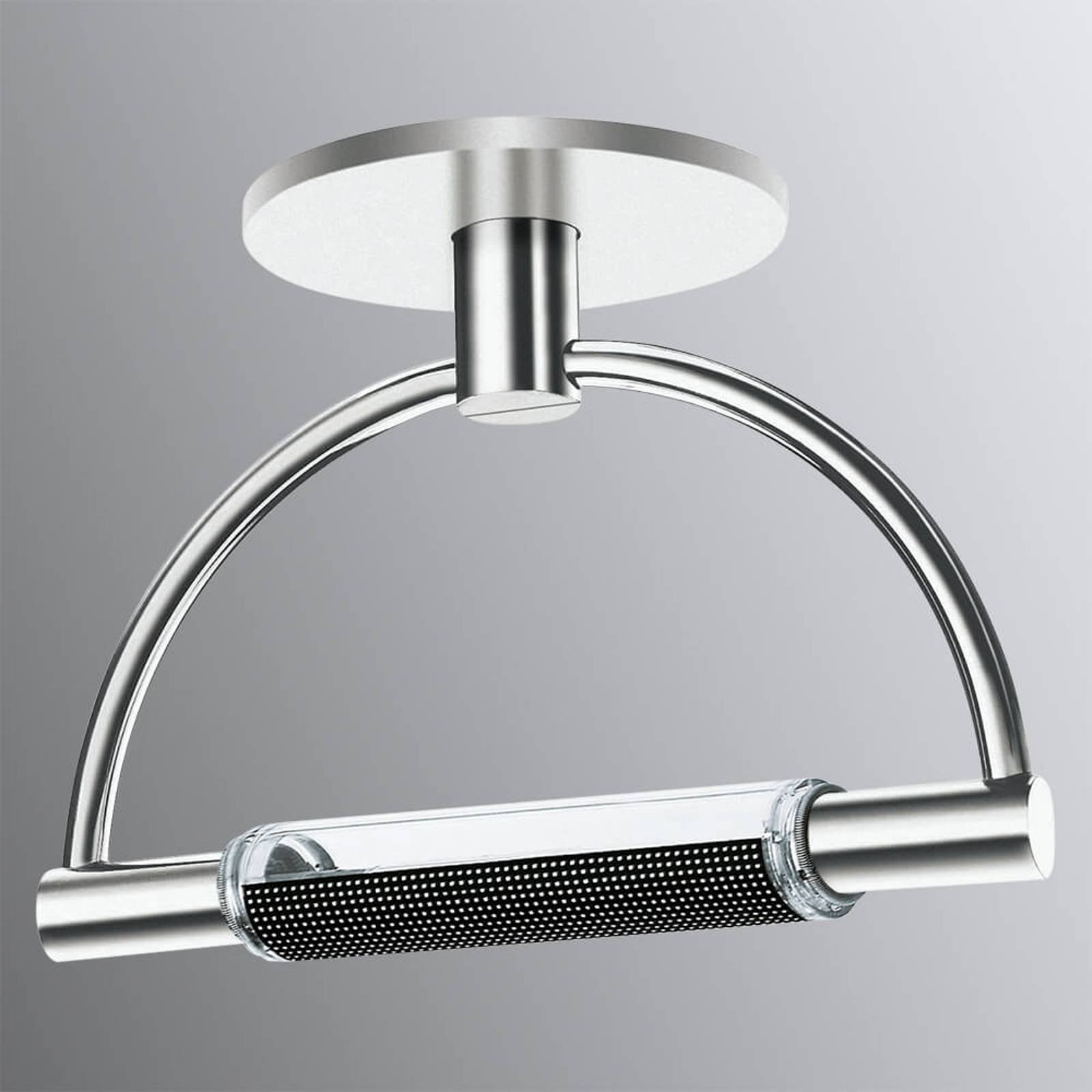 Cini&Gradi - LED-taklampe med kromfinish