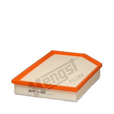 Ilmansuodatin HENGST FILTER E1000L