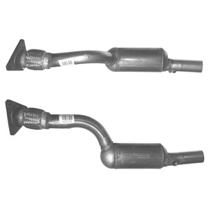 Katalysaattori, Takana, RENAULT GRAND SCÉNIC II, MEGANE II, MEGANE Coupé-Cabriolet II, MEGANE Kombi II, MEGANE Sedan II, SCÉNIC II, 8200