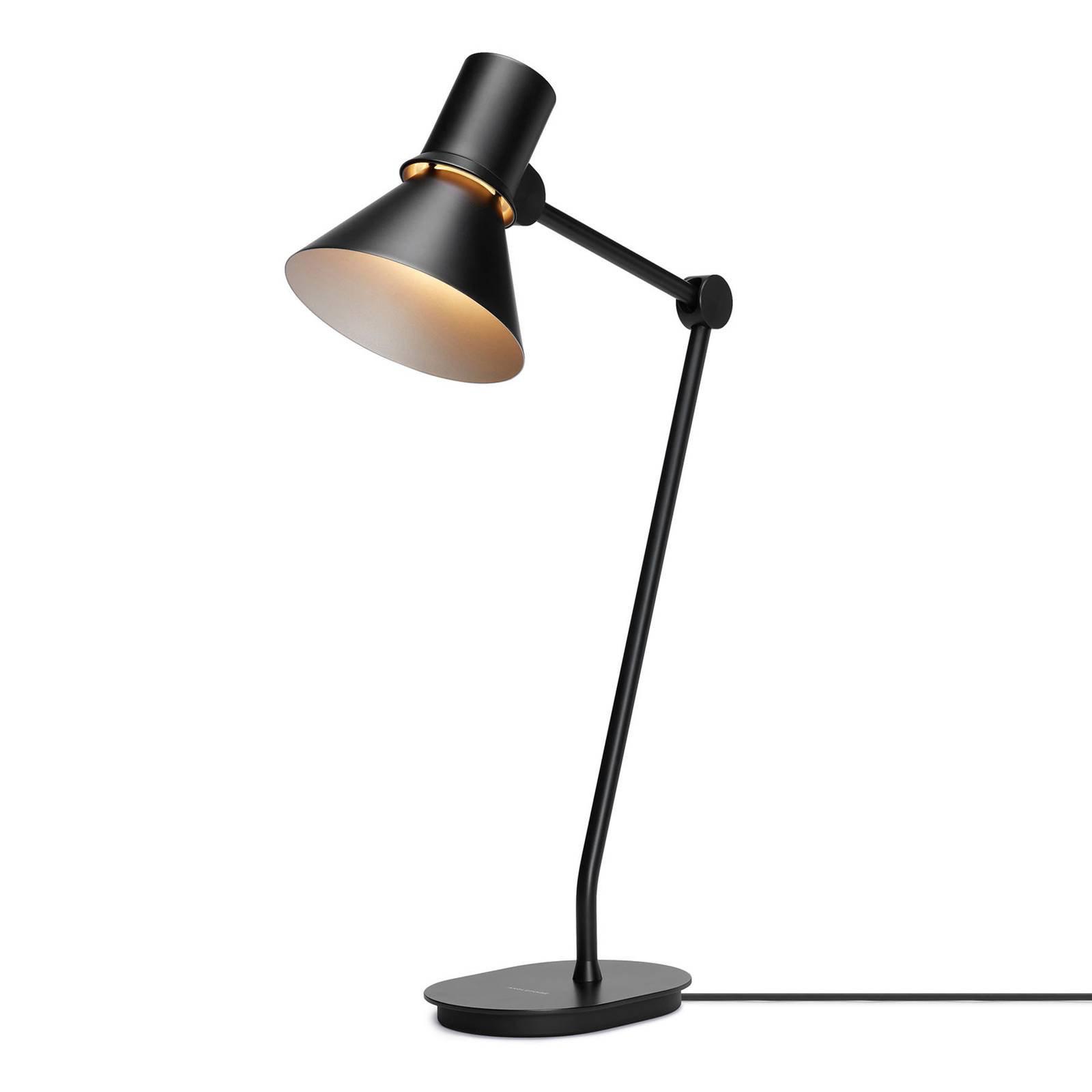 Anglepoise Type 80 bordlampe, matt svart