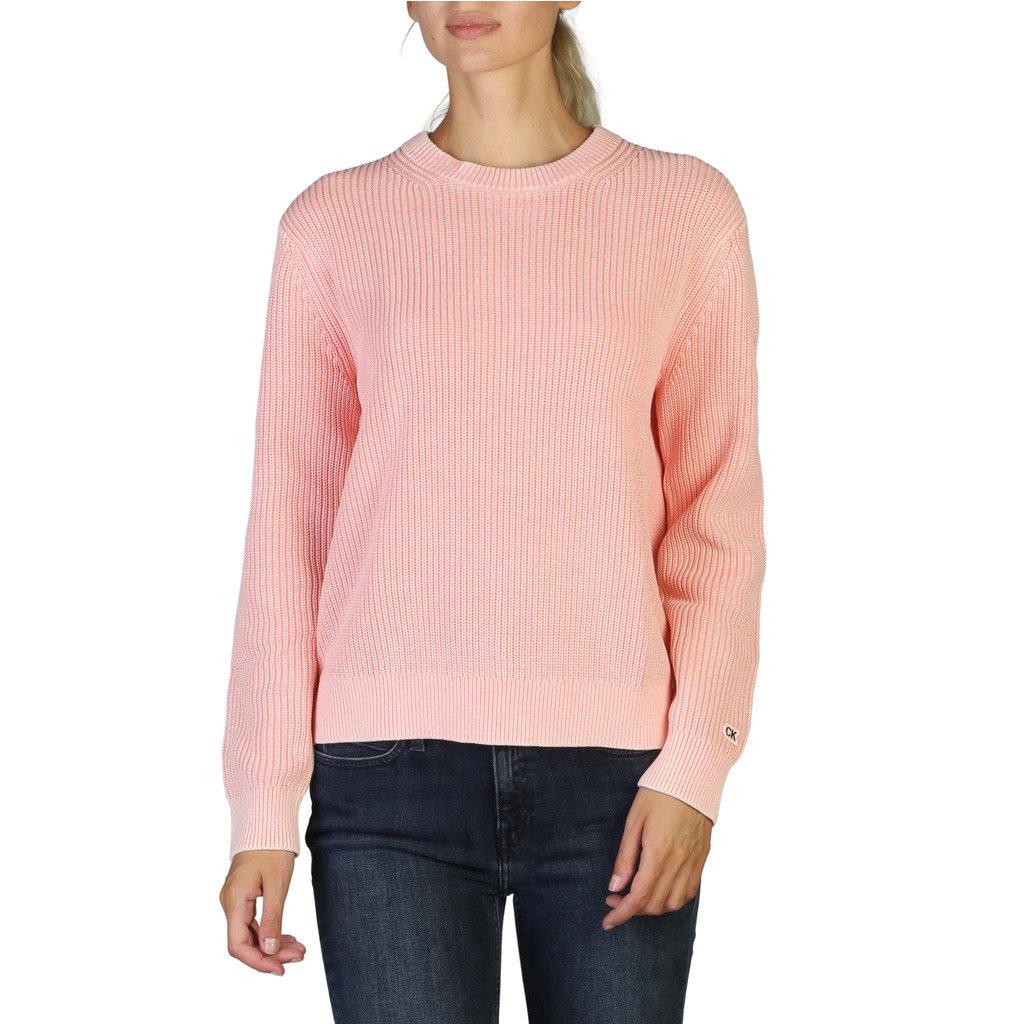 Calvin Klein Women's Sweaters Pink 349547 - pink XS
