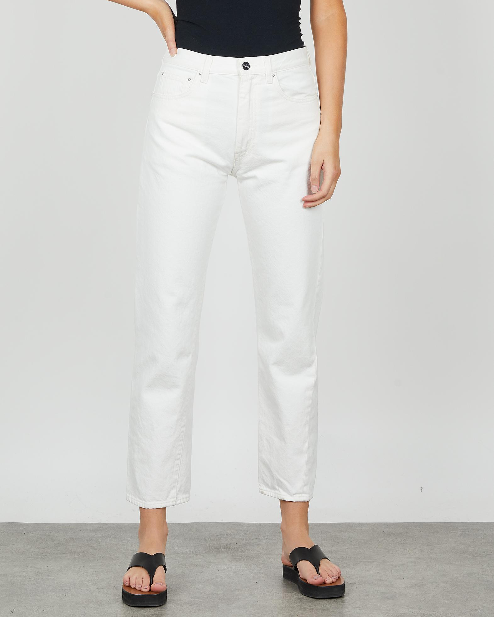 Totême Jeans Twisted Seam vit 23/32