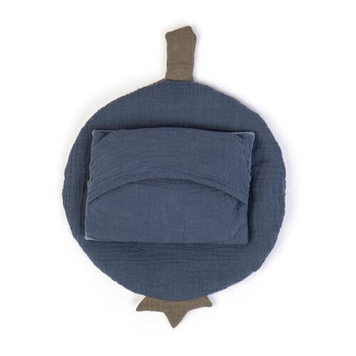 That's Mine - Comfy Me Baby Nursing Pillow - Blueberry (CM72)