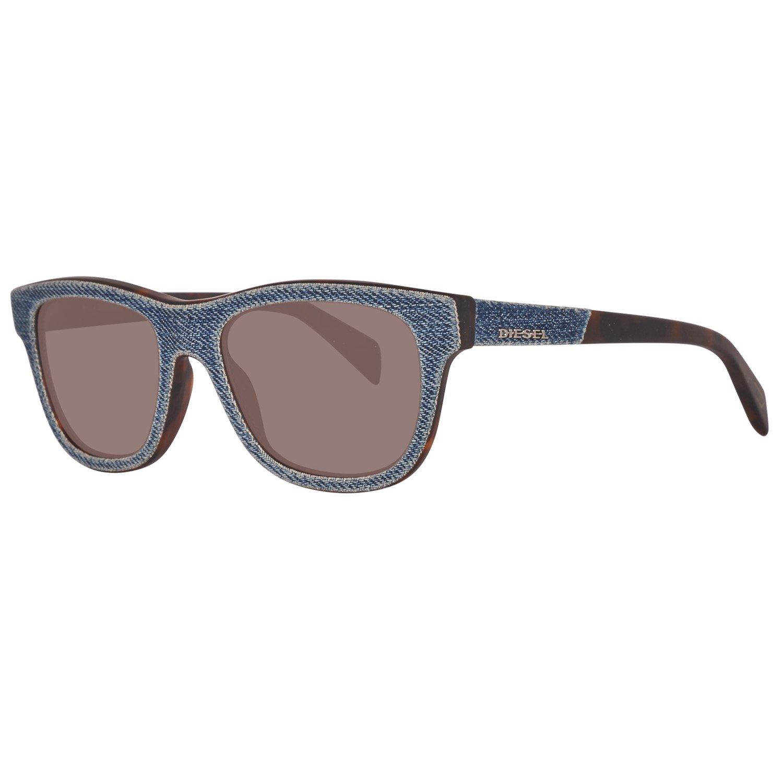 Diesel Unisex Sunglasses Blue DL0111 5292N