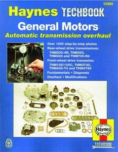 General Motors Automatic Transmission Overhaul Manual, Universal