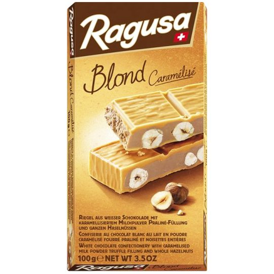Vit Choklad Hasselnötter - 49% rabatt