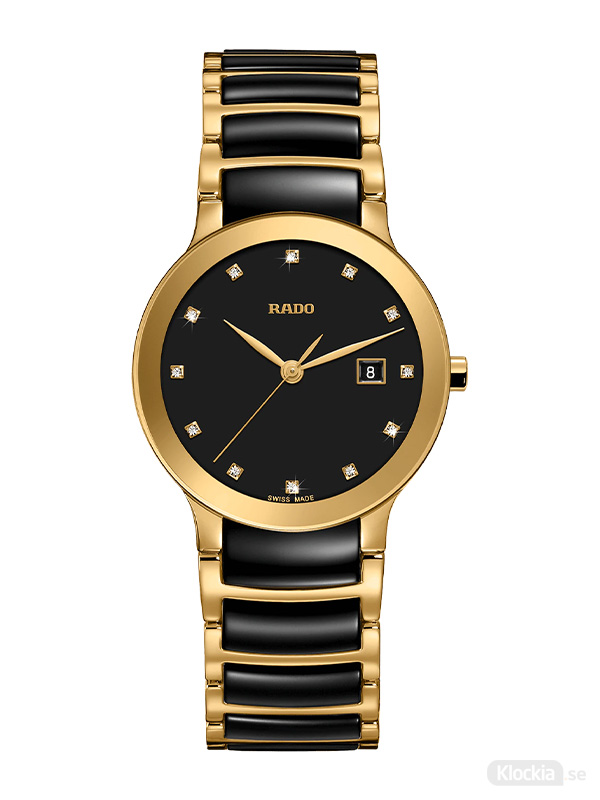 RADO Centrix Diamonds 28mm R30528762 - Damklocka