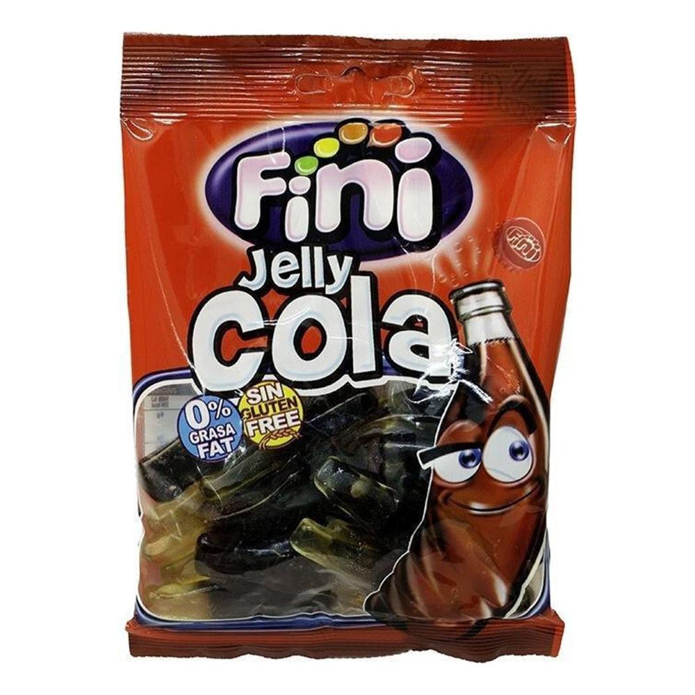 Fini Cola Flaskor Påse - 80 gram