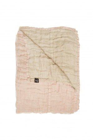 Hannelin Sengeteppe Nude 160 x 260 cm