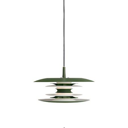 Diablo Pendel Avokadogrønn LED 30 cm