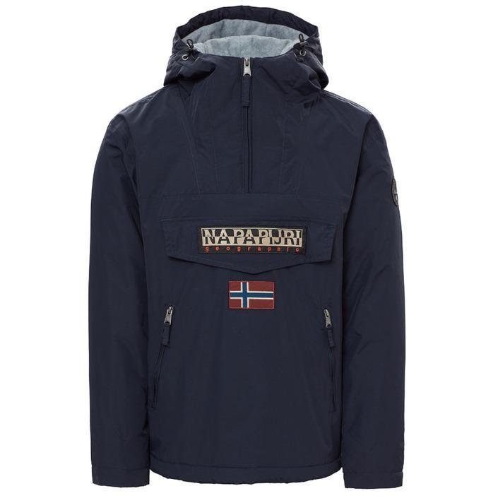 Napapijri - Napapijri Men Jacket - blue L
