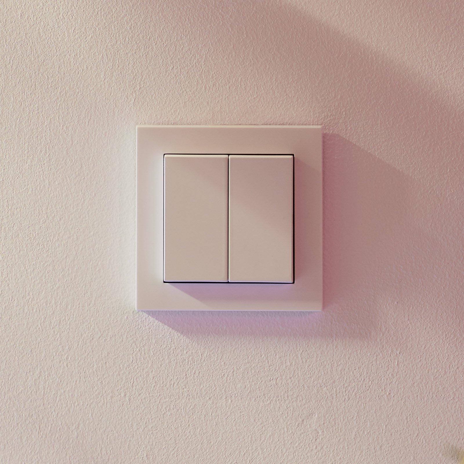 Senic Smart Switch Philips Hue, 1er, hvit blank