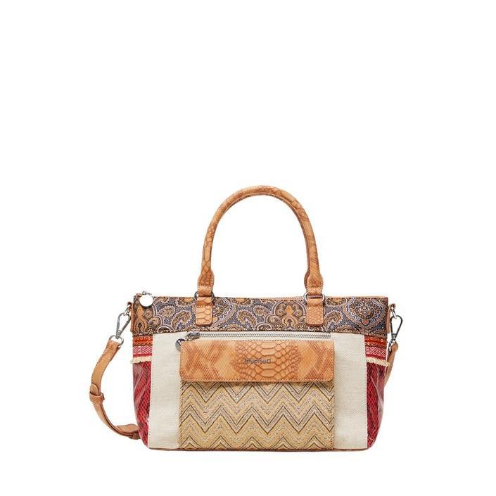 Desigual Women's Shoulder Bag Beige 240083 - beige UNICA