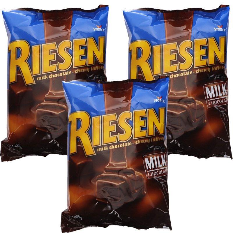 Mjölkchokladkola 3-pack - 50% rabatt
