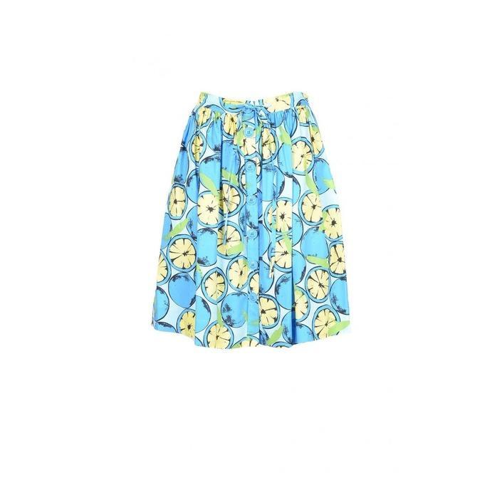 Boutique Moschino Women's Skirt Various Colours 171954 - blue 40