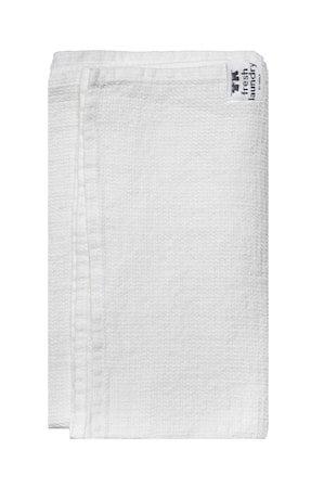Fresh Laundry Vaffelhåndkle 100x150 cm hvit