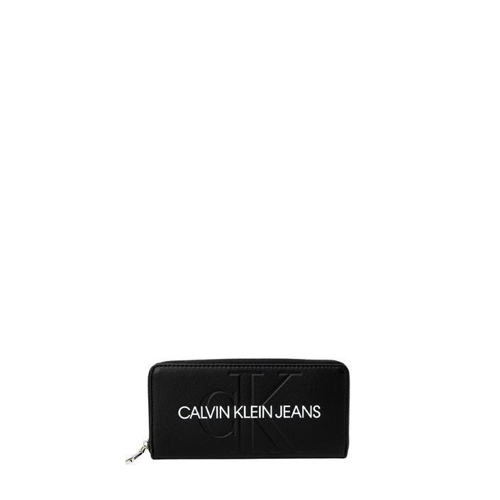 Calvin Klein Women's Wallet Black 193373 - black UNICA
