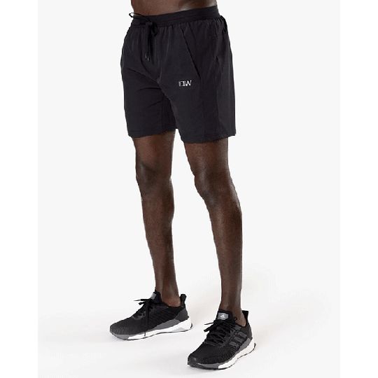Workout 2-in-1 Shorts, Black