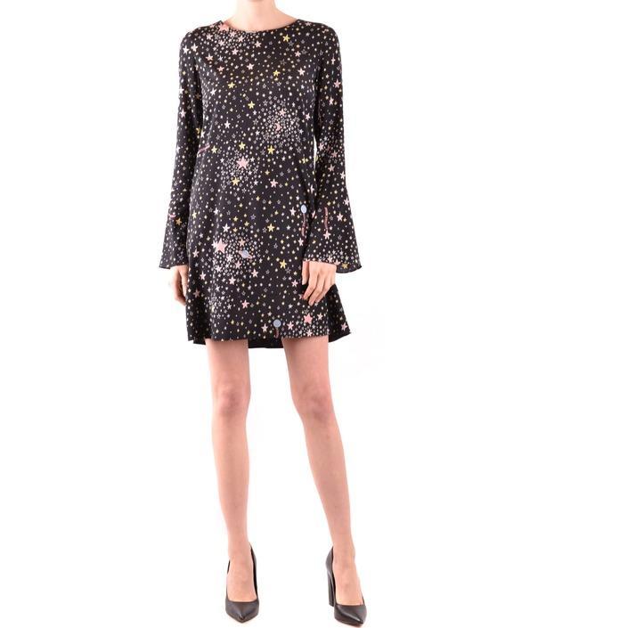 Boutique Moschino Women's Dress Black 166482 - black 40