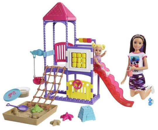 Barbie Skipper Playground Playset