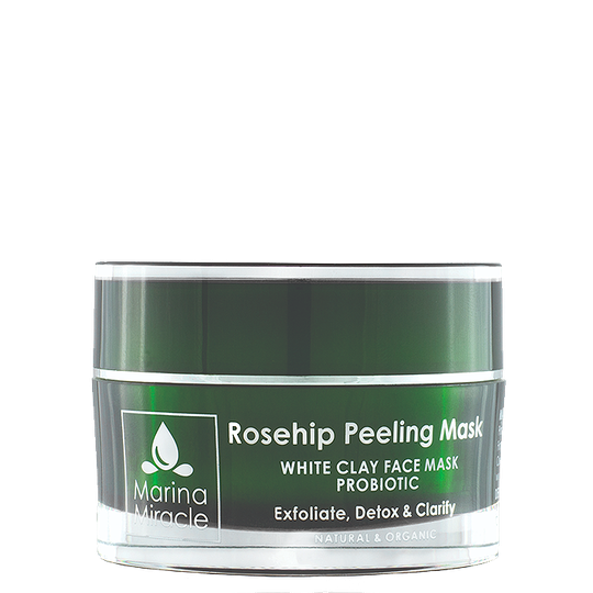 Rosehip Peeling Mask, 30 ml