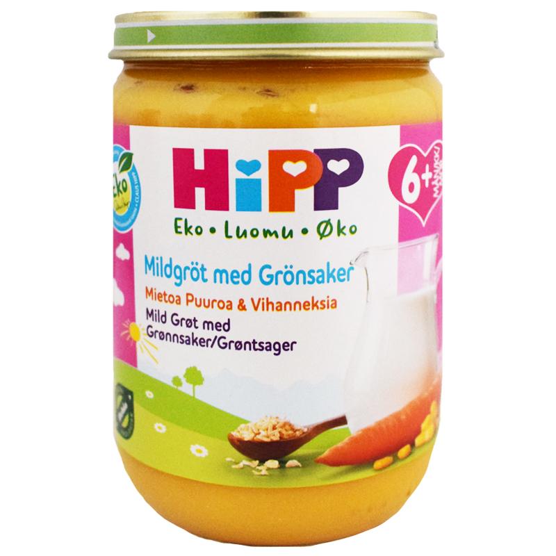 Eko Barnmat Mildgröt & Grönsaker 190g - 67% rabatt