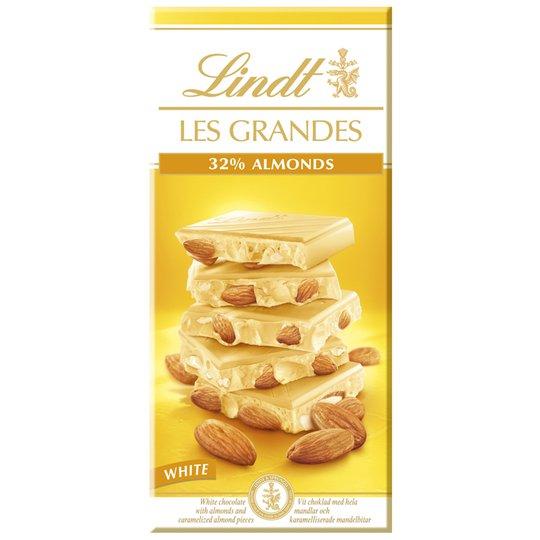 """Valkosuklaa """"Almonds"""" 150g - 50% alennus"""