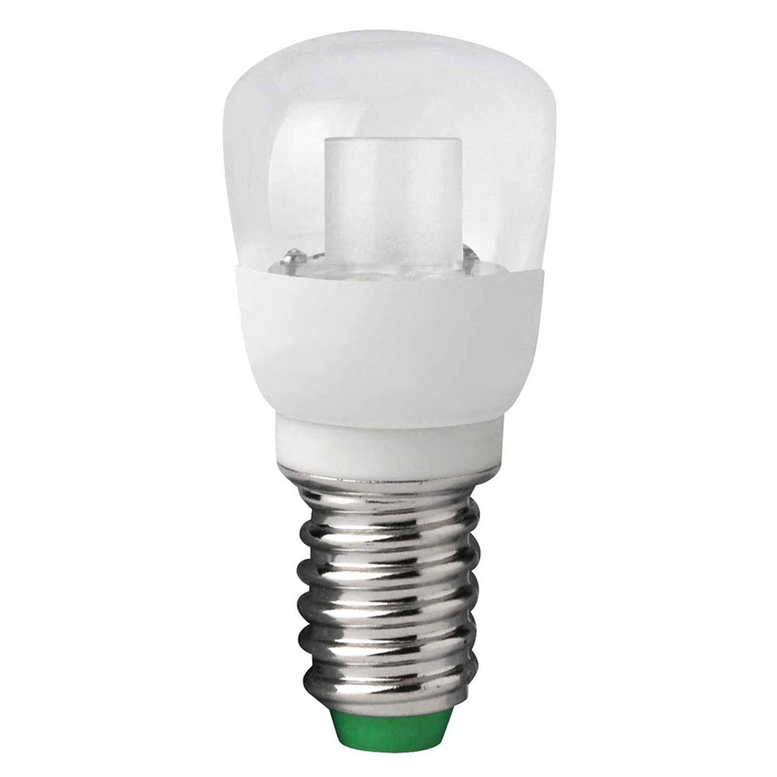 E14 2W 828 -LED-jääkaappilamppu MEGAMAN Classic