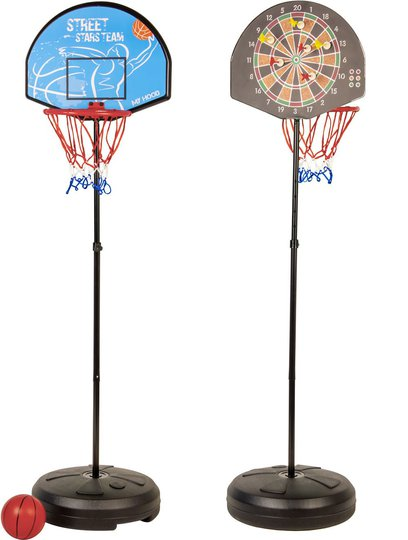 My Hood Basket Med Dart