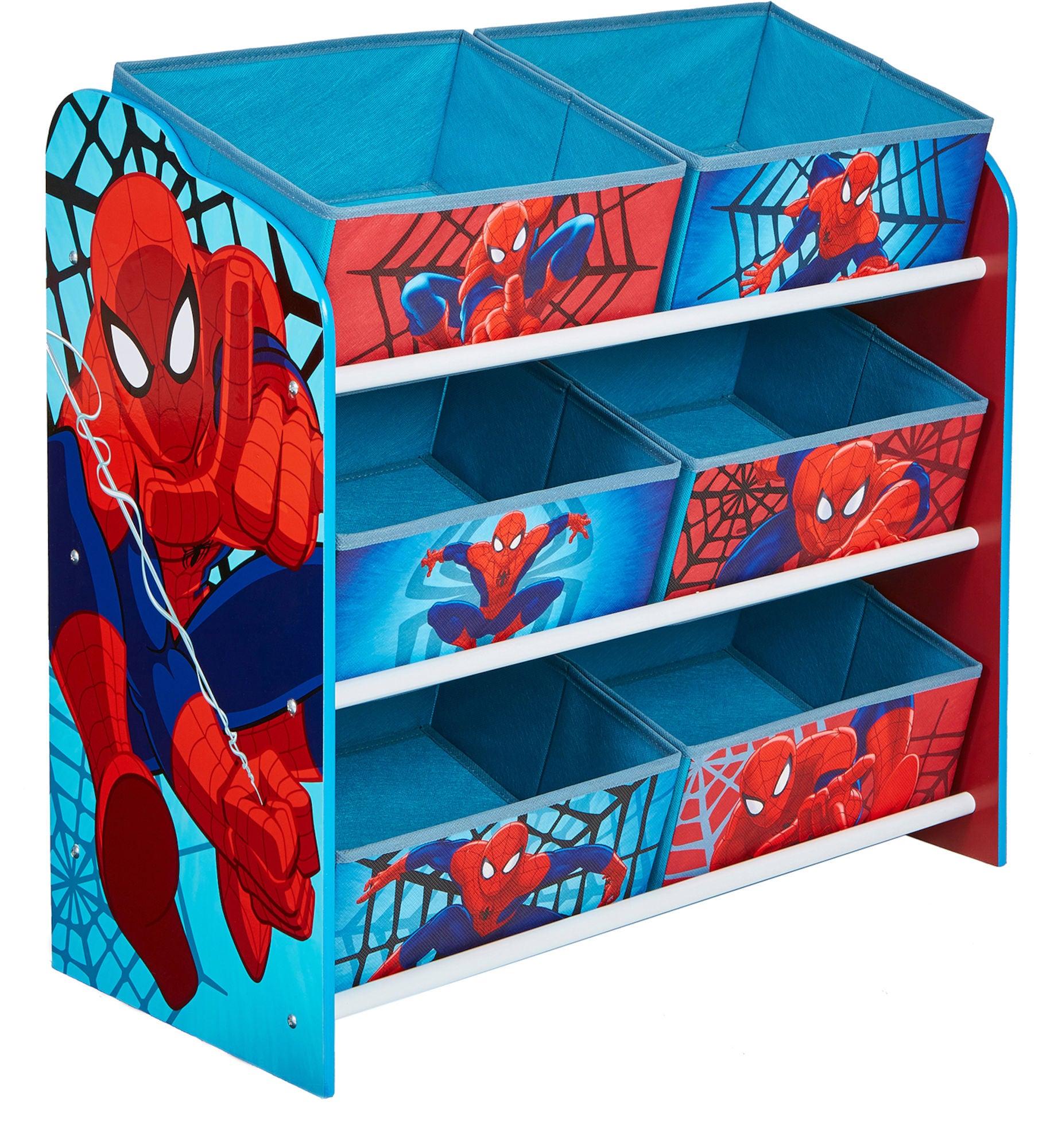 Marvel Spider-Man Säilytyshylly