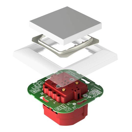 EHMANN T55.20 LED-dimmer-sett vippe