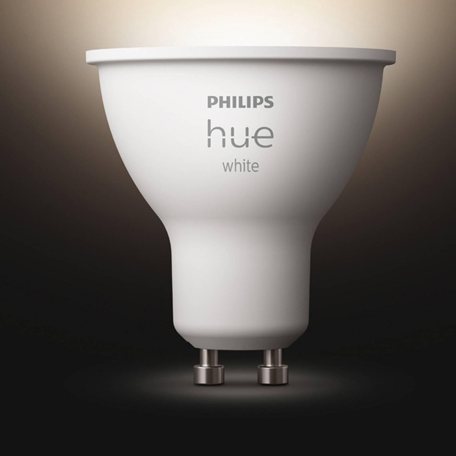 Philips Hue White 5,2 W GU10 LED-lamppu