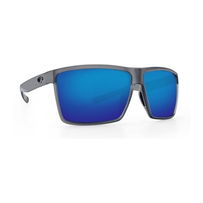 Costa Del Mar - Rincon Matte Smoke Blue Mirror 580P (plast)