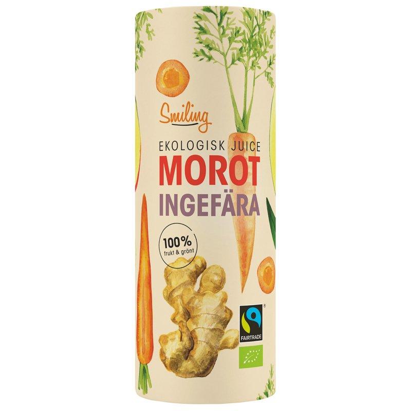Eko Juice Morot & Ingefära - 16% rabatt